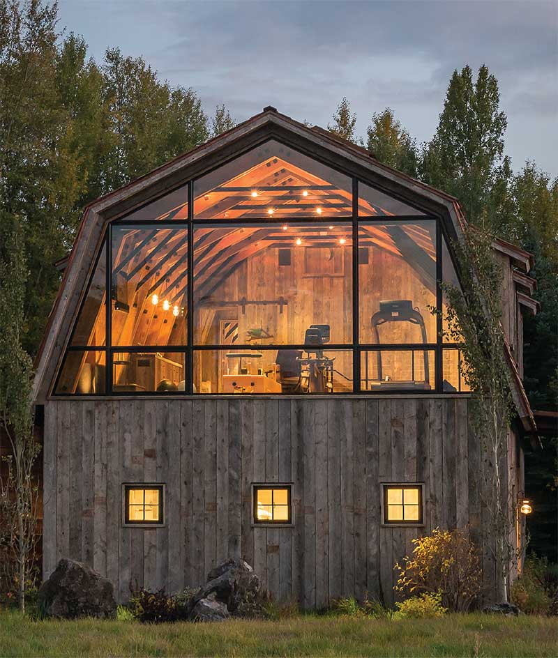 Montana Reclaimed Lumber Company Gallatin Valley