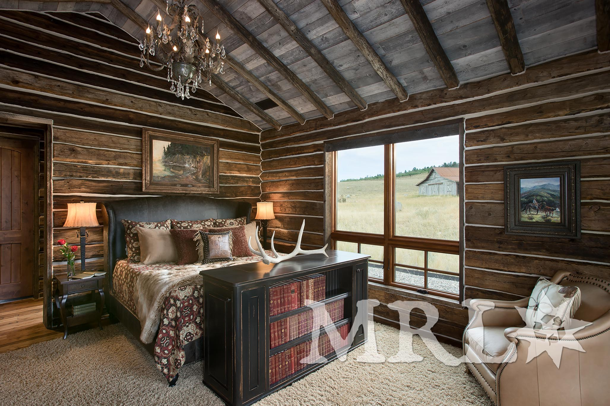 Butzer residence, Red Lodge, Montana; Kibler & Kirch; Porth Architects
